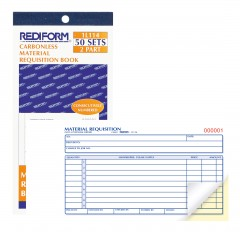 Material Requisition Book