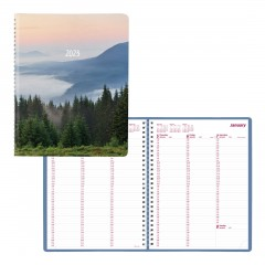 Weekly Planner 2021, Mountain