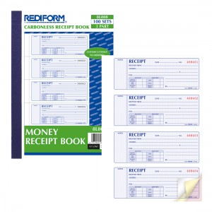 Money Receipt Book
