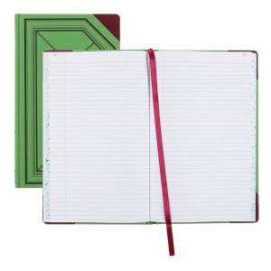 Canvas Tuff Series Record Book