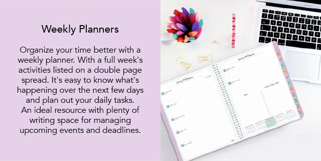 Rediform Weekly Planners